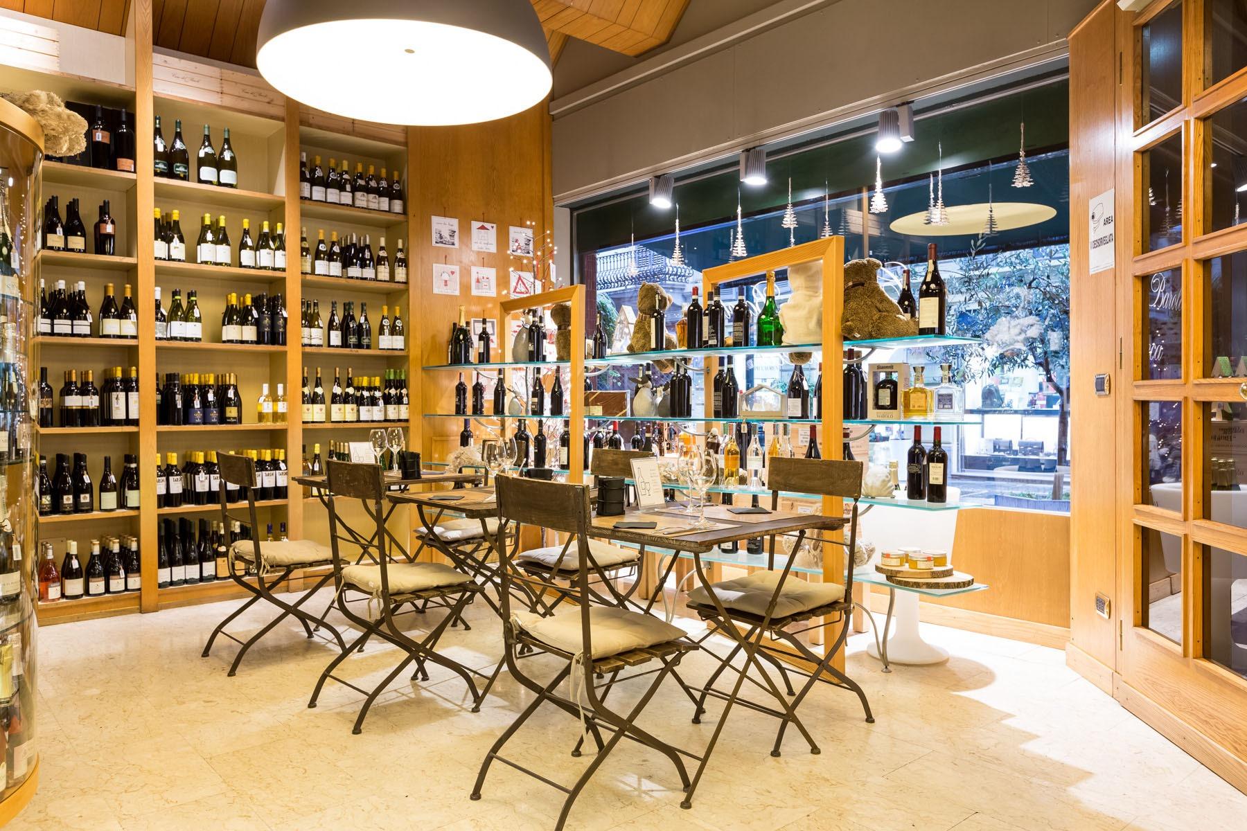 Enoteca e aperitivo Torino da Casa del Barolo