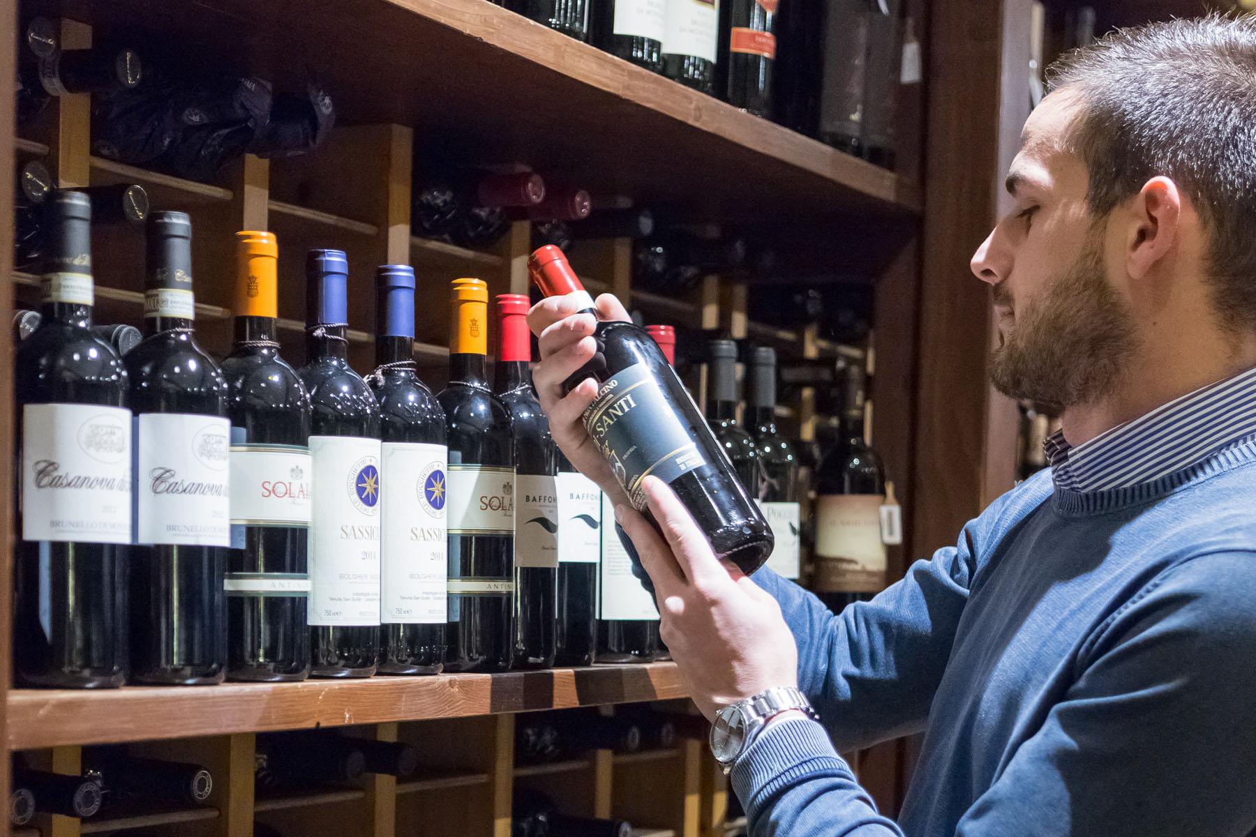 enoteca vendita vino Torino
