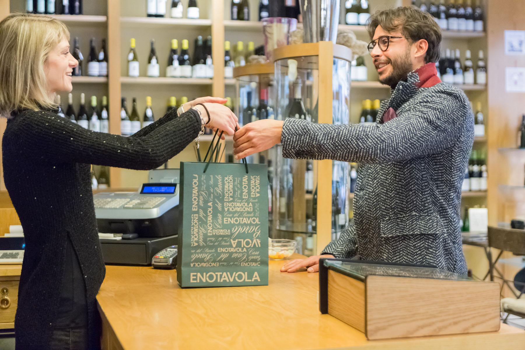 Enoteca a Torino vendita vino