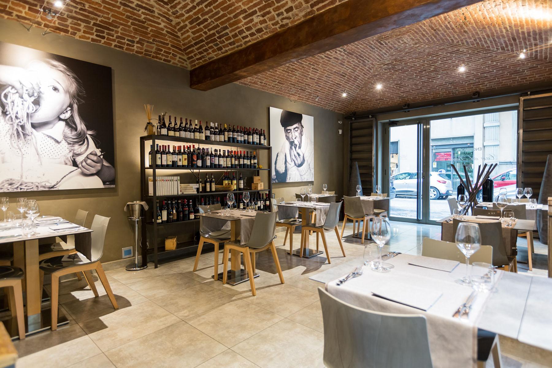Ristorante Torino centro Casa del Barolo